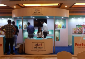 Exhibition Stall Design And Fabrication In : Unique exhibition stall design for trade fair in ankleshwar